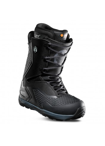 32 TM Three Boot - Black