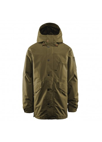 32 Lodger Jacket - Olive