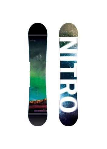 Nitro Team Exposure Gullwing Board