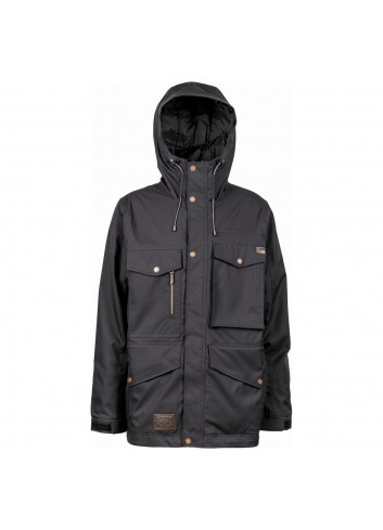 L1 Sutton Jacket - Black_1000353