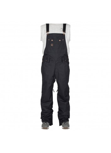 L1 Overall Pant - Black_1000356