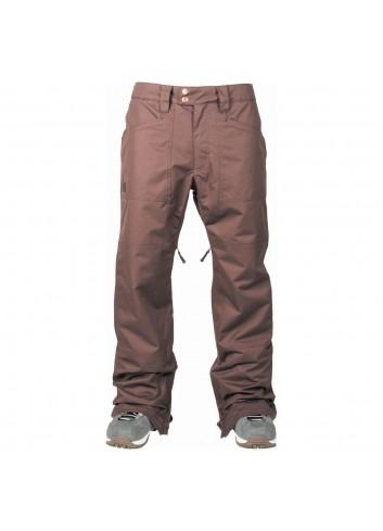 L1 Americana Pant - Soil_1000360