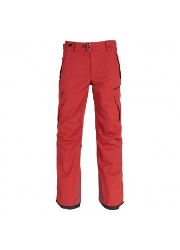 686 Smarty 3-in-1 Cargo Pant  - Rusty Red_1000451