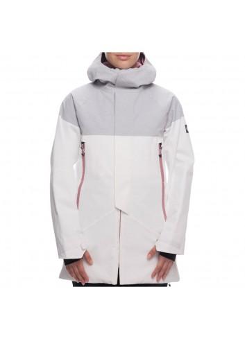 686 Prism Jacket - White