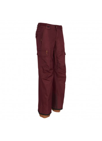 686 Smarty 3-in-1 Cargo Pant - Wine