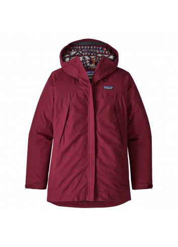 Patagonia Departer Jacket - Arrow Red_1000574