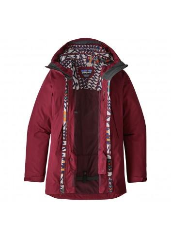 Patagonia Departer Jacket - Arrow Red