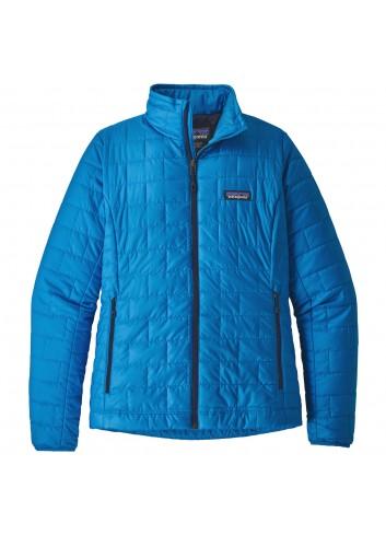 Patagonia Nano Puff Jacket - Lapiz Blue