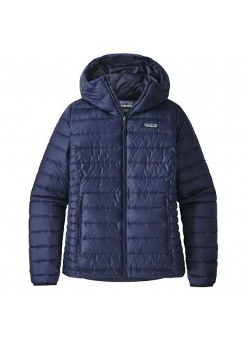Patagonia Down Sweater Hoodie - Navy_1000652