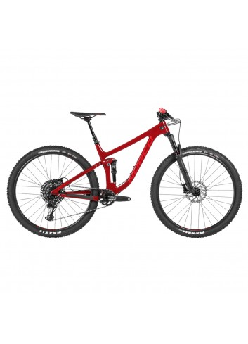 Norco Optic C9.3 Bike Red/Red