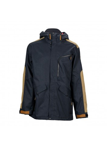 Sessions Spearhead Jacket - Black_1000790