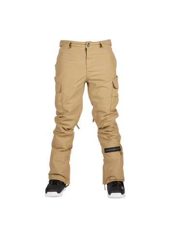 Sessions Squadron Pant - Tan_1000796