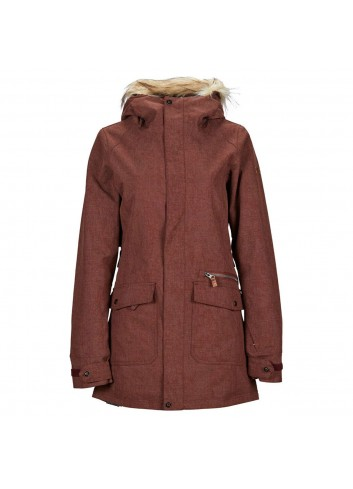 Nikita Aspen Jacket - Brandy/Wine_1000824