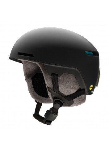 Smith Code Mips Helm - Matte Black_1000859