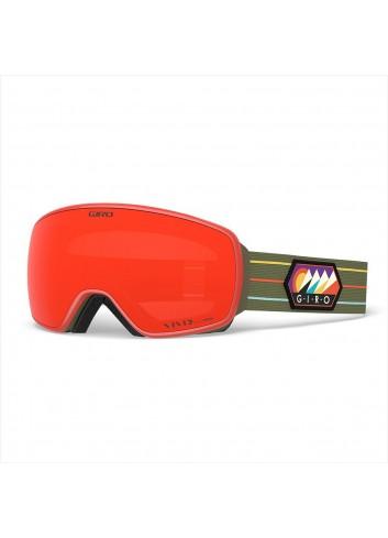 Giro Agent Vivid Goggle - Olive Camp_1000866