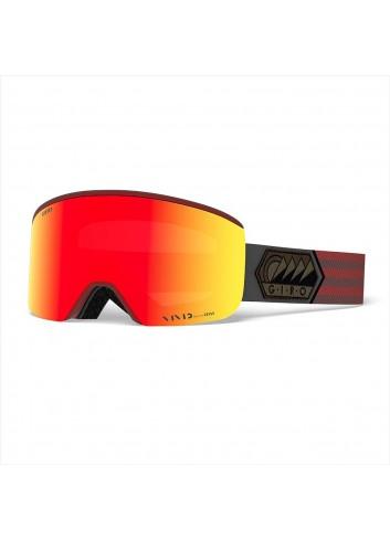 Giro Axis Vivid Goggle - Dark Red Sierra_1000872