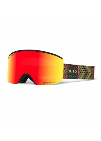 Giro Axis Vivid Goggle - Olive Mo Rasta_1000873