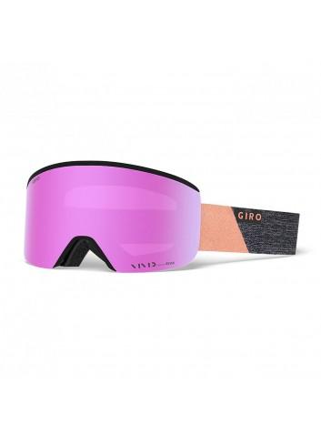 Giro Ella Vivid Goggle - Grey Peach_1000878