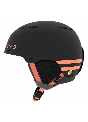 Giro Emerge Mips Helm - Black Peach