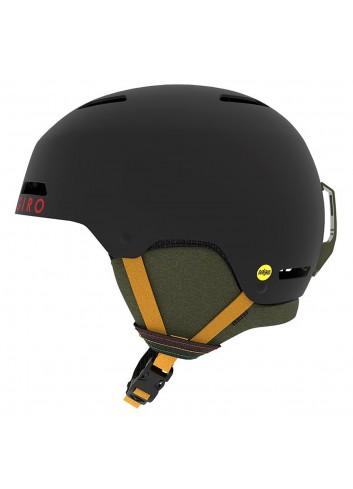 Giro Ledge FS Mips Helm - Black/Mo Rockin