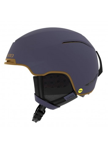 Giro Jackson Mips Helm - Midnight/Bronze