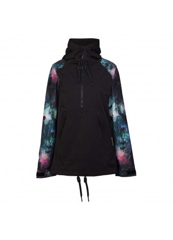 Armada Saint Pullover Jacket - Black_1001002