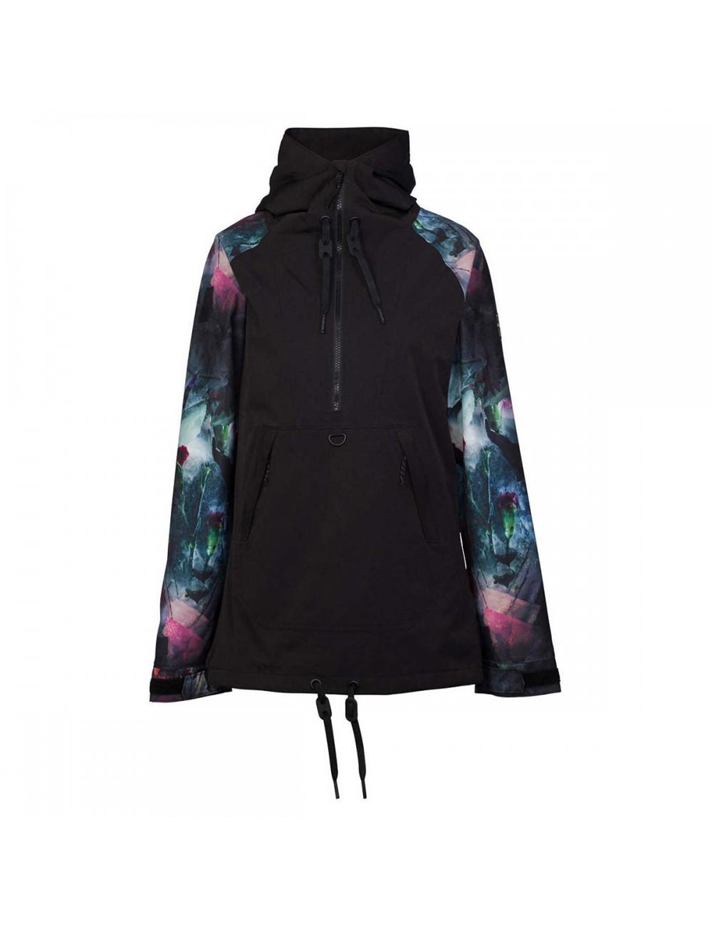 Armada Saint Pullover Jacket - Black_1001002