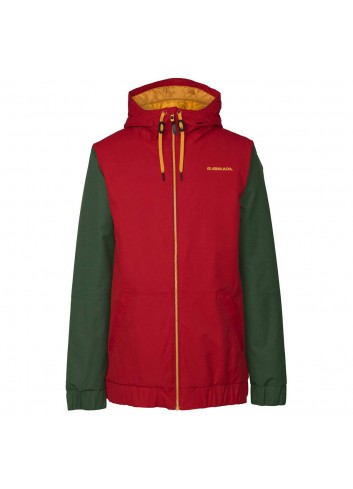 Armada Baxter Insulateds Jacket - Red Chilli_1001055