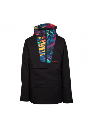 Armada Rankin Stretch Anorak - Black_1001063