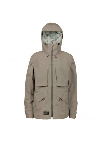 L1 Alpha Jacket - Walnut_1001101