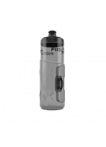 Fidlock Ersatz Trinkflasche - Transparent Black