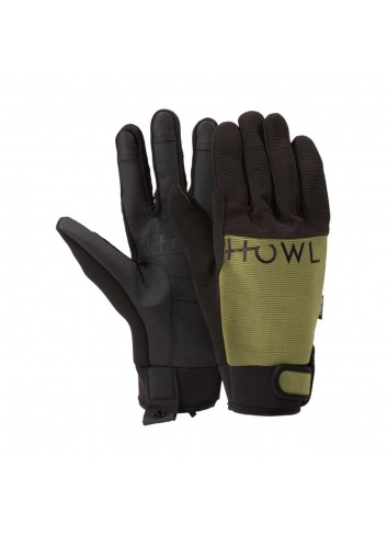 Howl Jeepster Glove - Green_10772