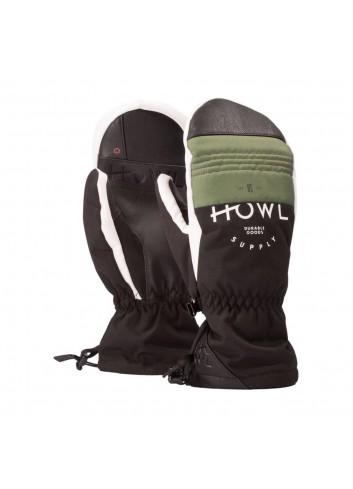 Howl Team Mitt - Olive_10773