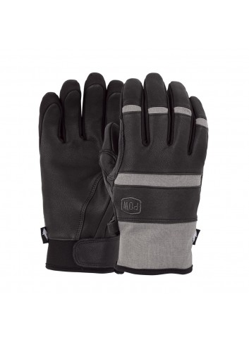POW Villain Glove - Grey_10789