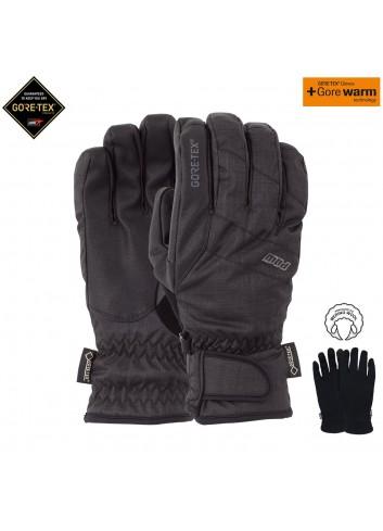 POW Warner GTX Short Glove - Black_10790