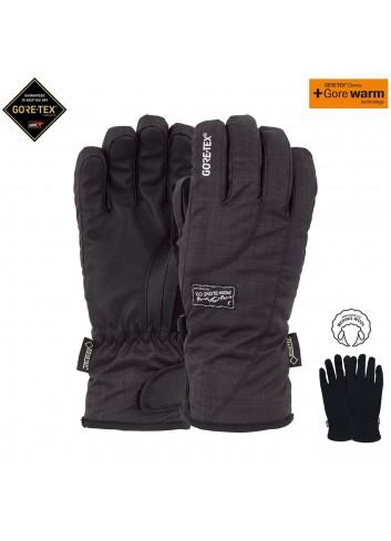 POW Crescent GTX Short Glove - Black_10797