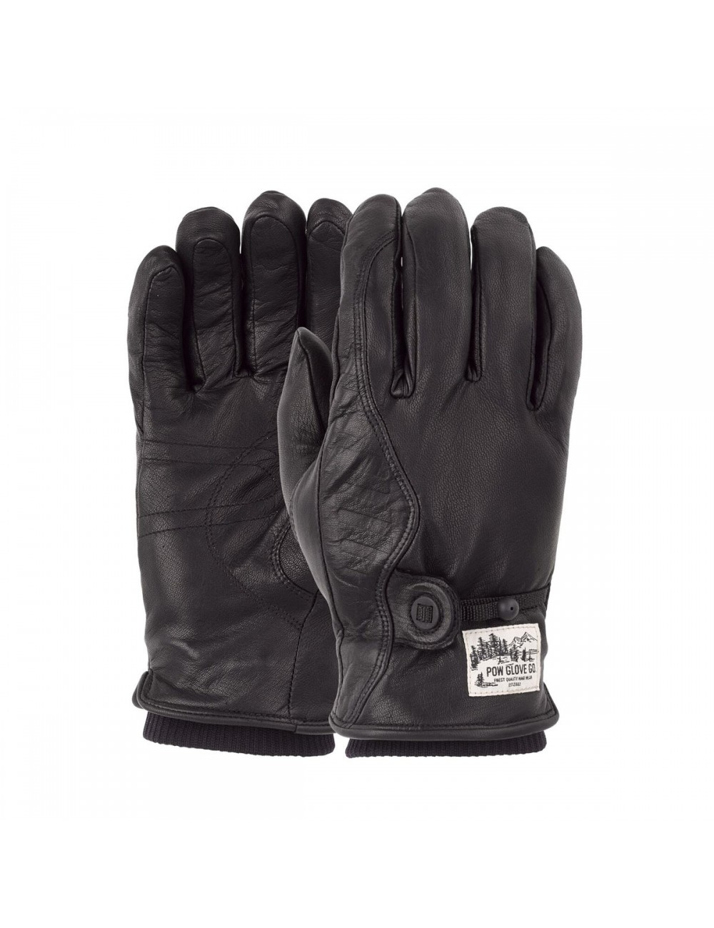 POW HD Glove - Black_10800