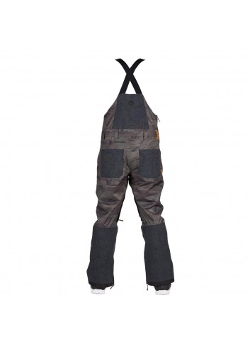 Sessions Bleach Bib Pant - Dark Camo_10826