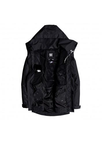 DC Command Jacket - Black_10836