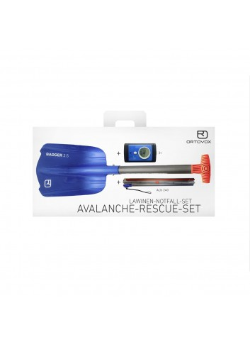 Ortovox Avalanche Rescue Kit 3+_10921