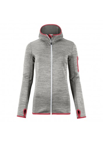 Ortovox Fleece Melange Hoodie - Grey Blend_10923