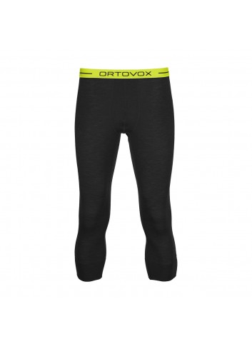 Ortovox Merino Ultra 105 Shorts - Black_10931