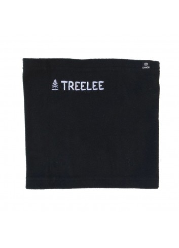 TreeLee Fleece Neckwarmer - Black_10966
