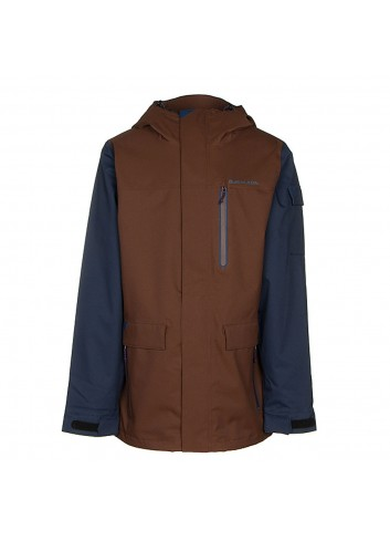 Armada Spearhead Jacket - Mahagony_10986