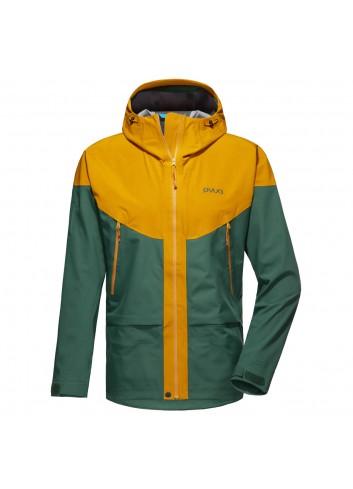 Pyua Gorge-Y Jacket - Golden Brown/Pine_10998