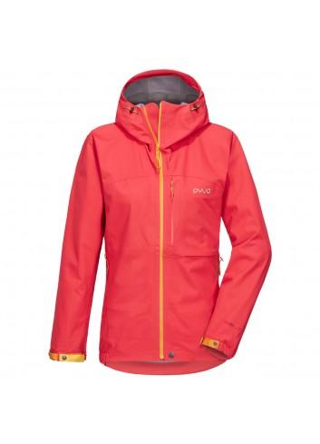 Pyua Gorge Jacket - Barrberry Pink_11002