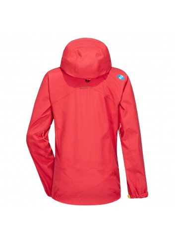 Pyua Gorge Jacket - Barrberry Pink_11003