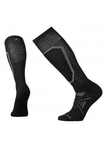 Smartwool PhD Ski Light Socken - Black_11006