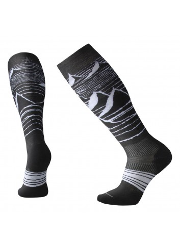 Smartwool PhD Slopestyle Light Elite Socken - Black_11007