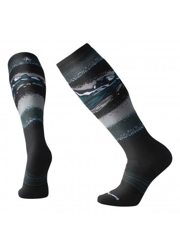 Smartwool PhD SlopeStyle Medium Socken - Black_11008